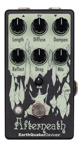 Earthquaker Devices Afterneath V3 Enhanced Otherworldly Reverberator