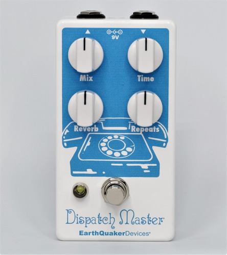 Earthquaker Devices Dispatch Master V3 Delay Reverb