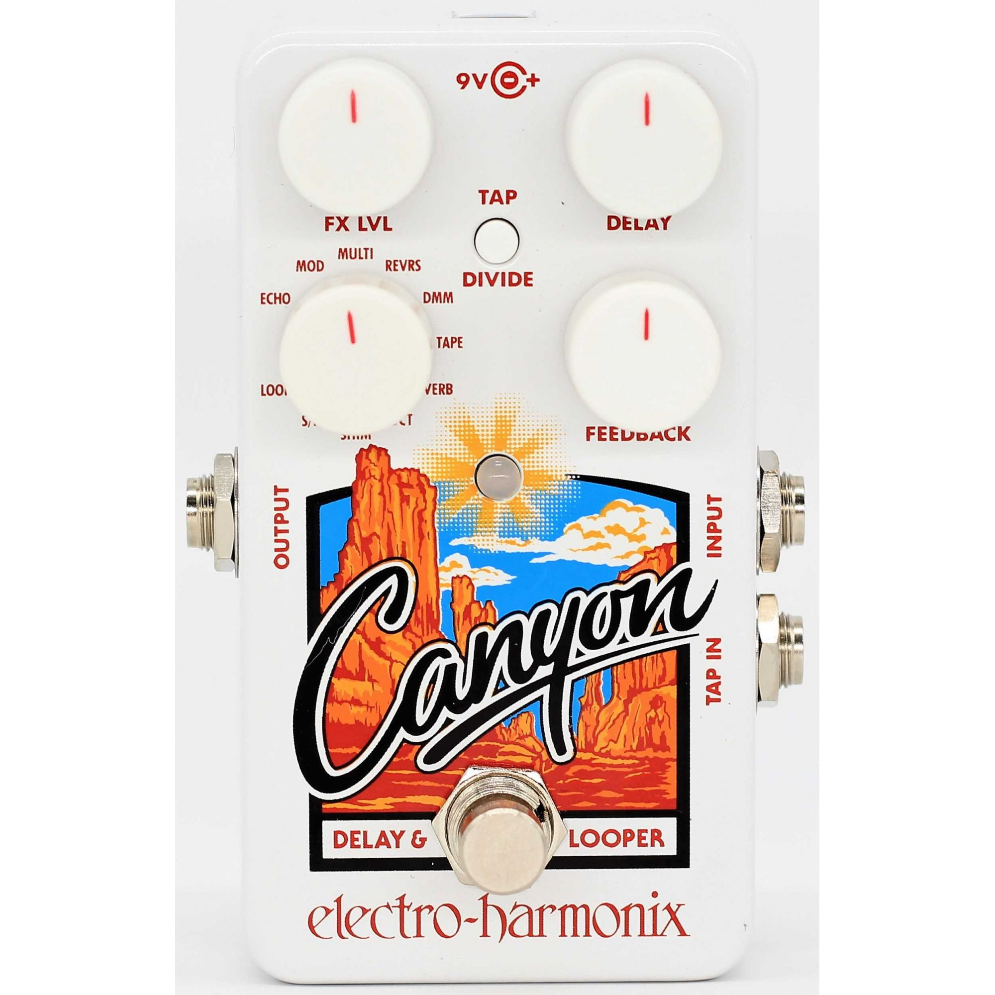 Electro Harmonix Canyon Delay & Looper