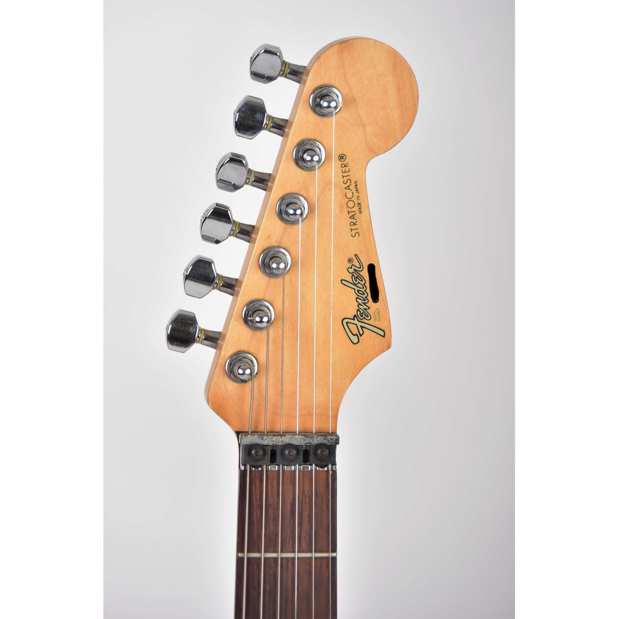 Fender Stratocaster Floyd Rose 1989 Made In Japan