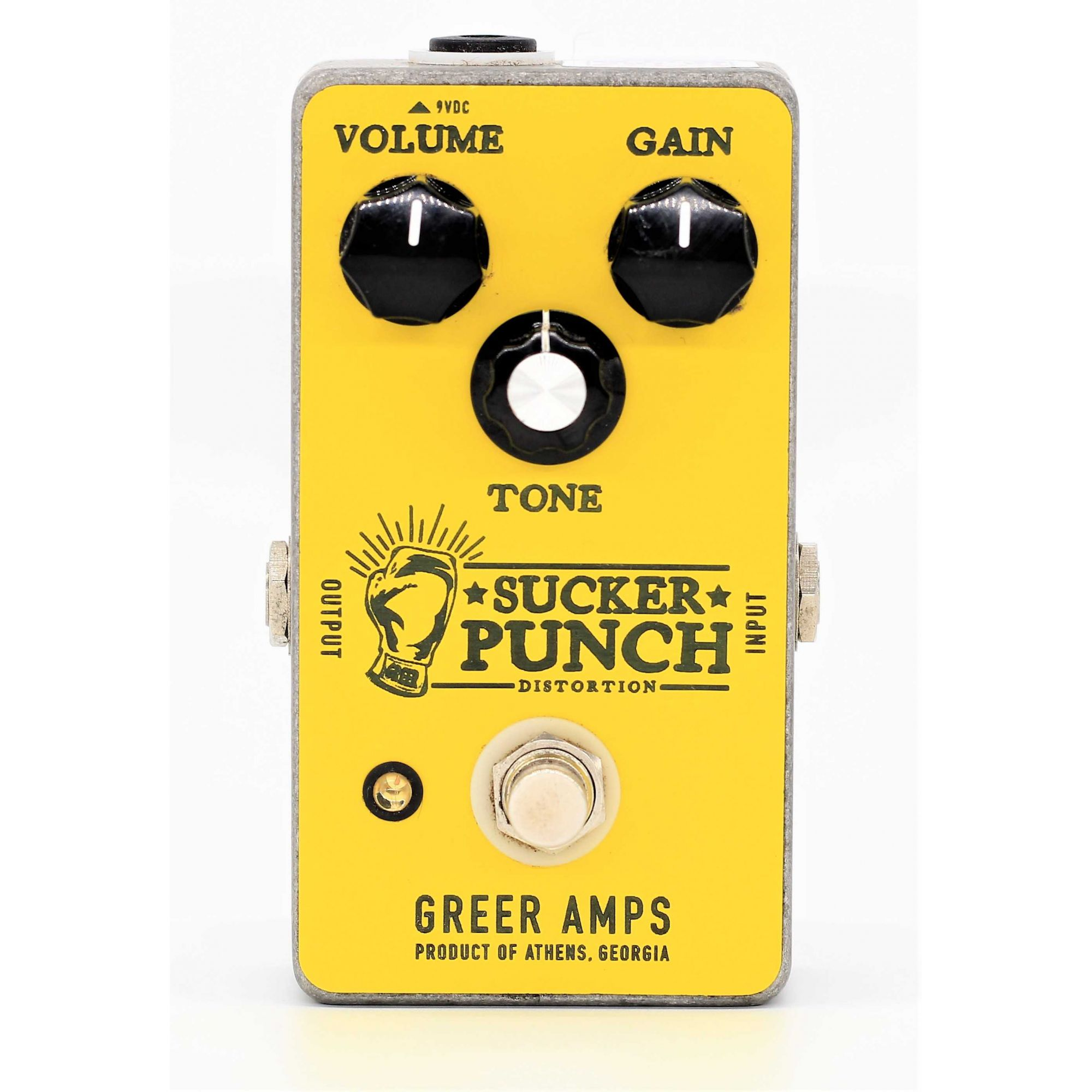 Greer Amps Sucker Punch Distortion Seminovo