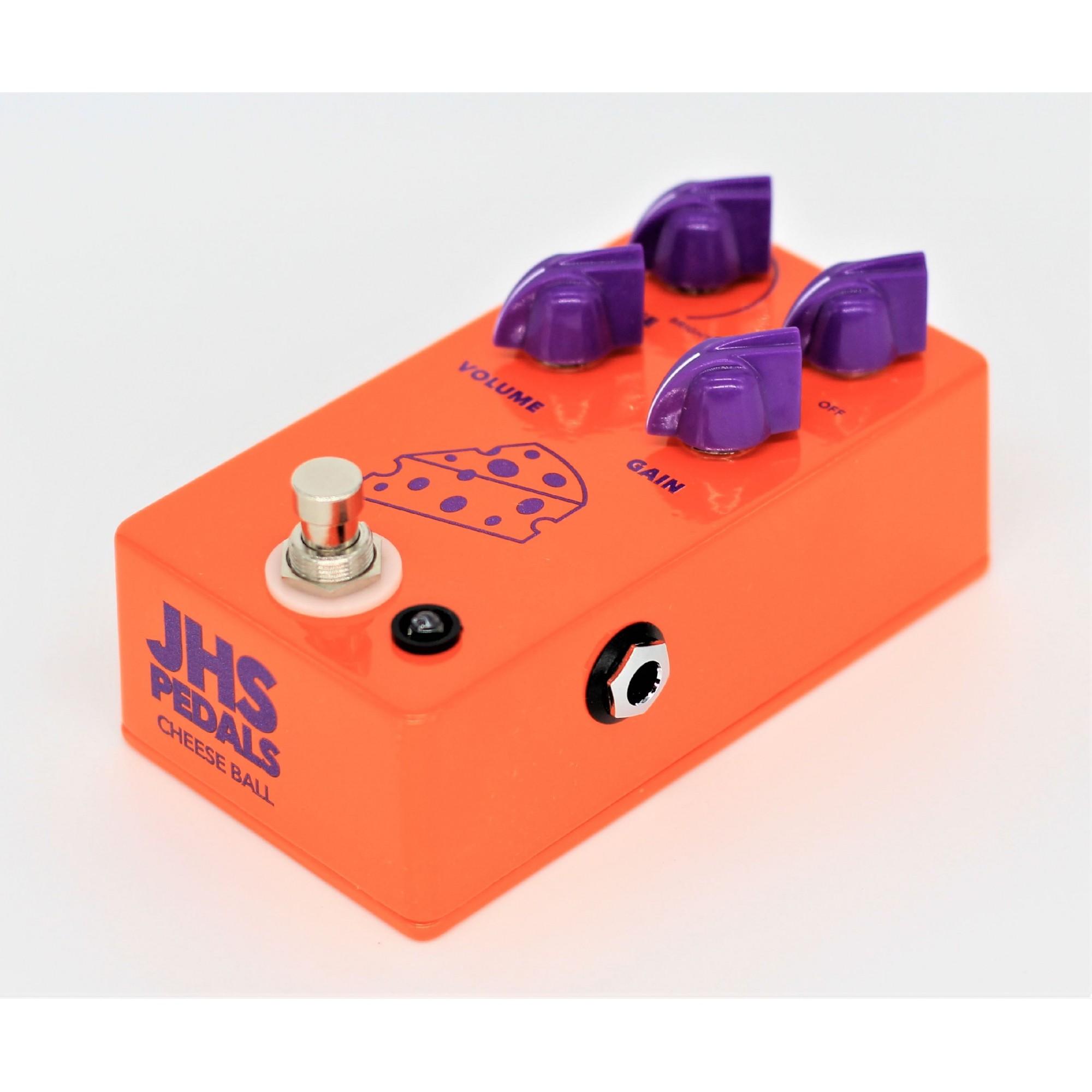 JHS Cheese Ball Pedal Fuzz / Distorção