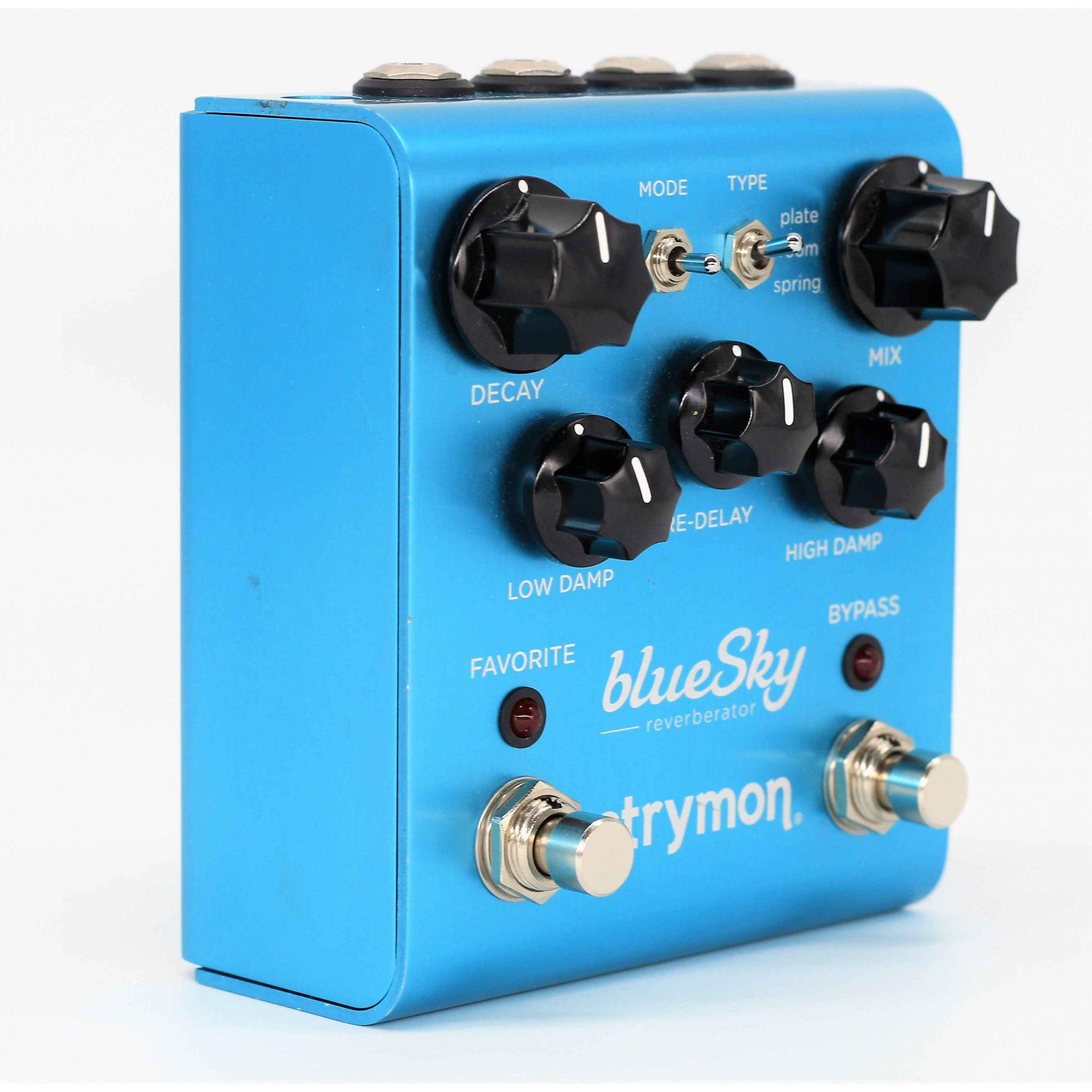 Pedal Strymon Bluesky Reverb - Usado