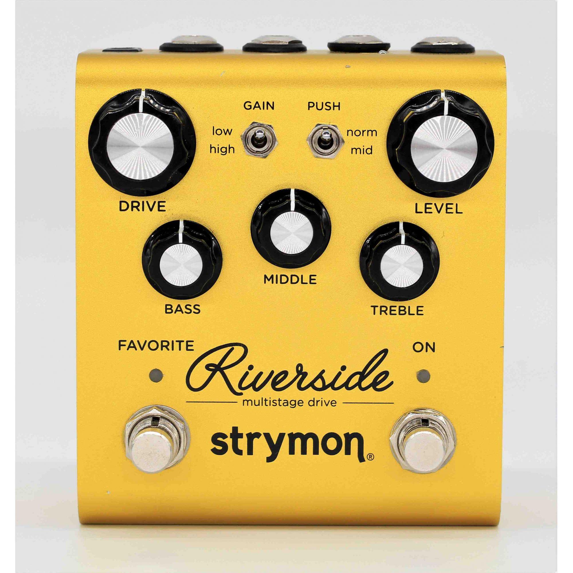 Strymon Riverside Multistage Drive Overdrive - Usado