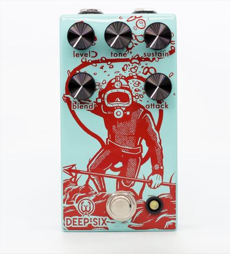 Walrus Audio Deep Six Compressor V3