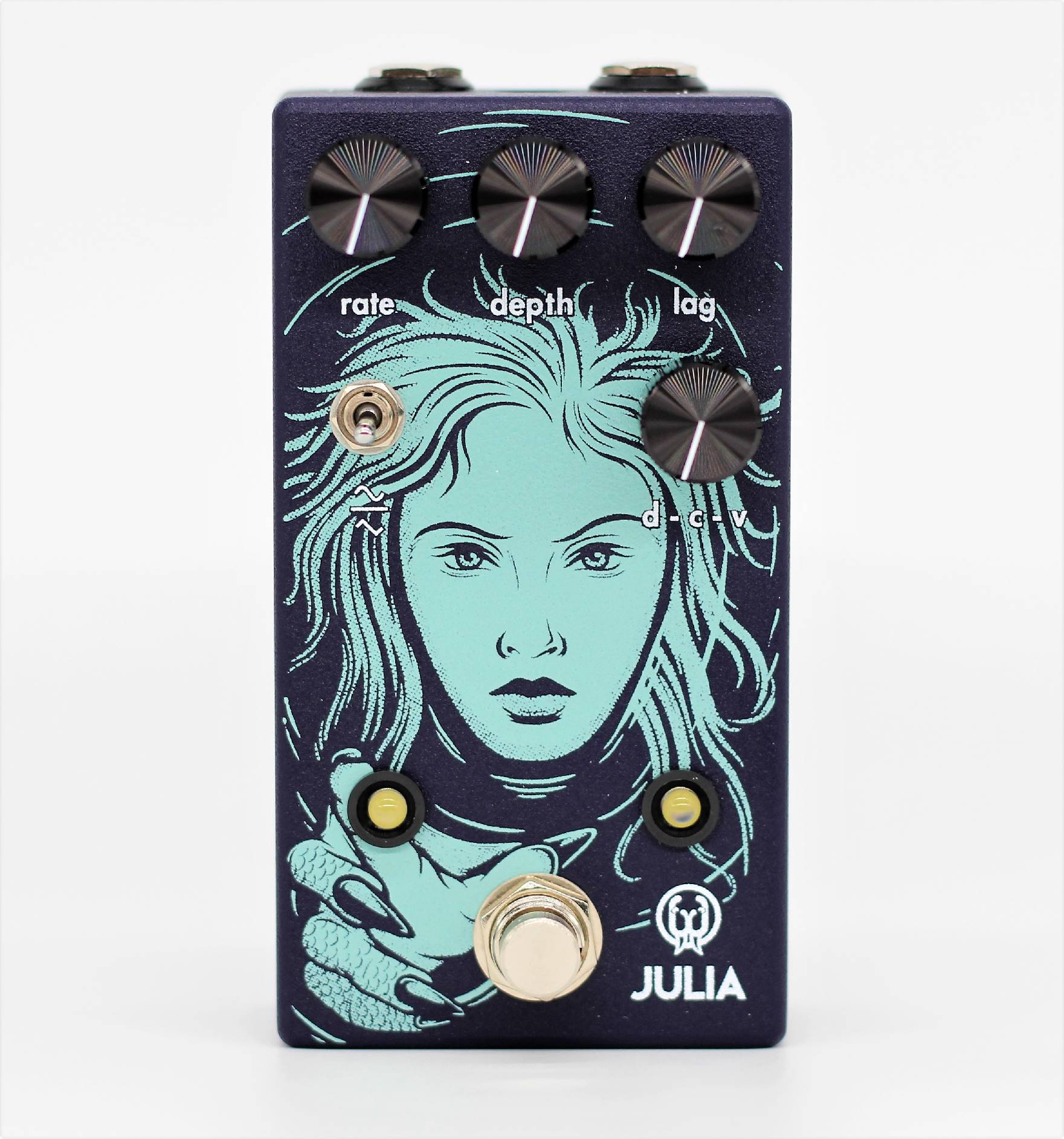Walrus Audio Julia Analog Chorus Vibrato V2