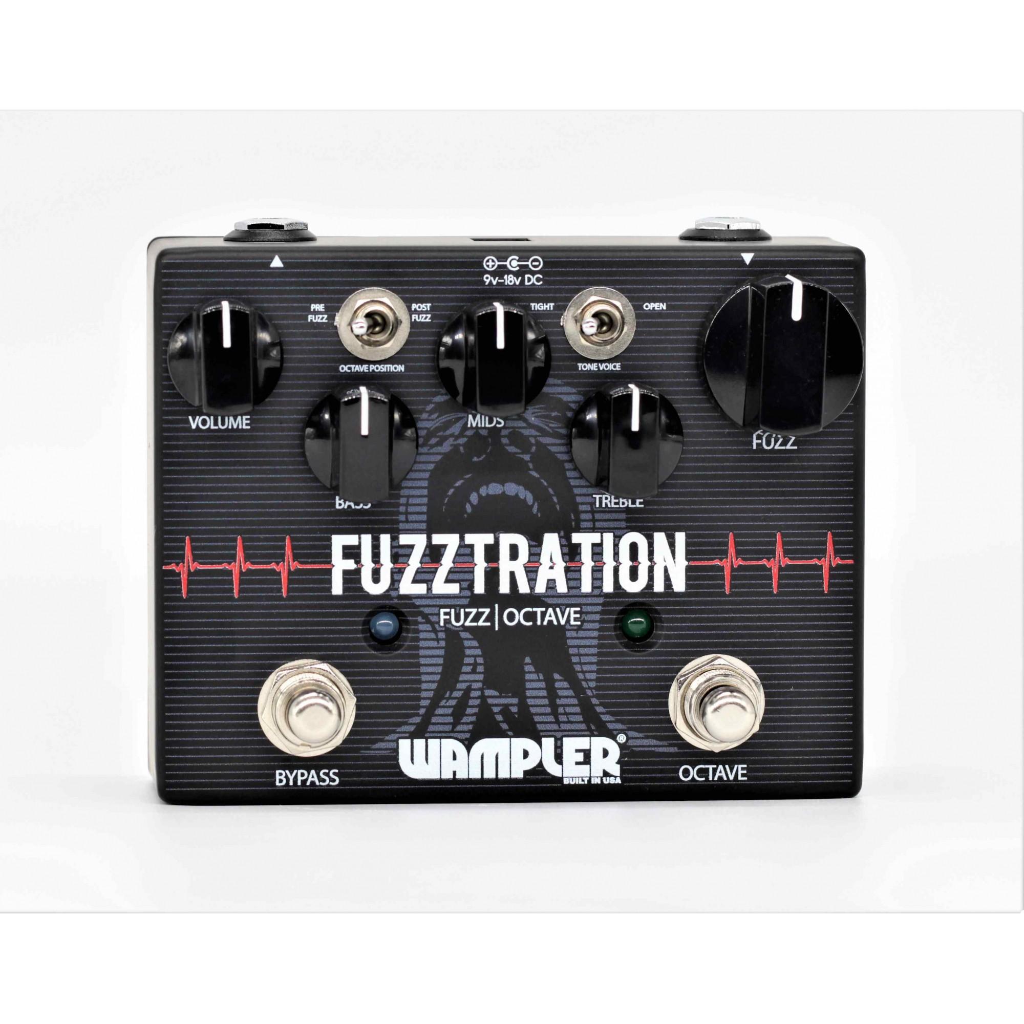 Wampler Pedals Fuzztration Fuzz