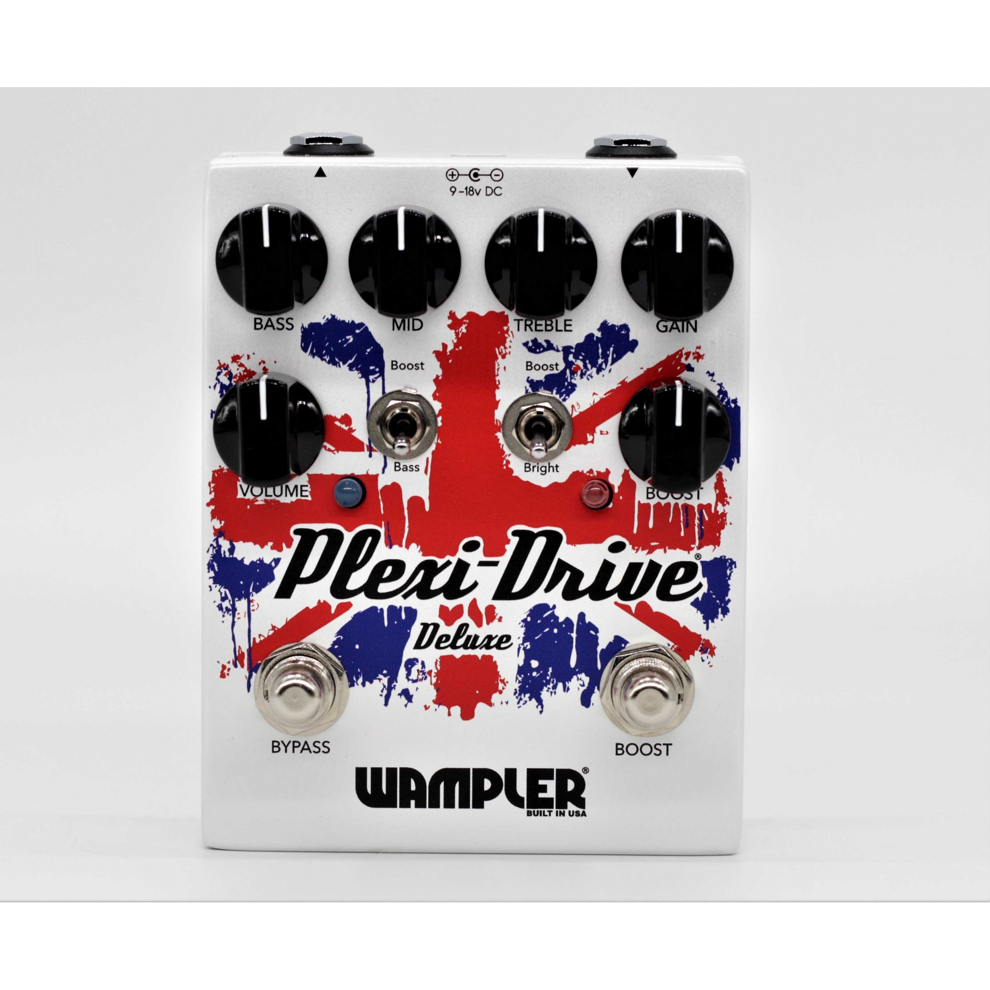 Wampler Pedals Plexi Drive Deluxe Overdrive