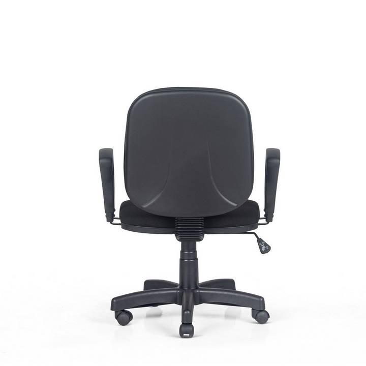 Cadeira de Escritório Giratória Bari Preto