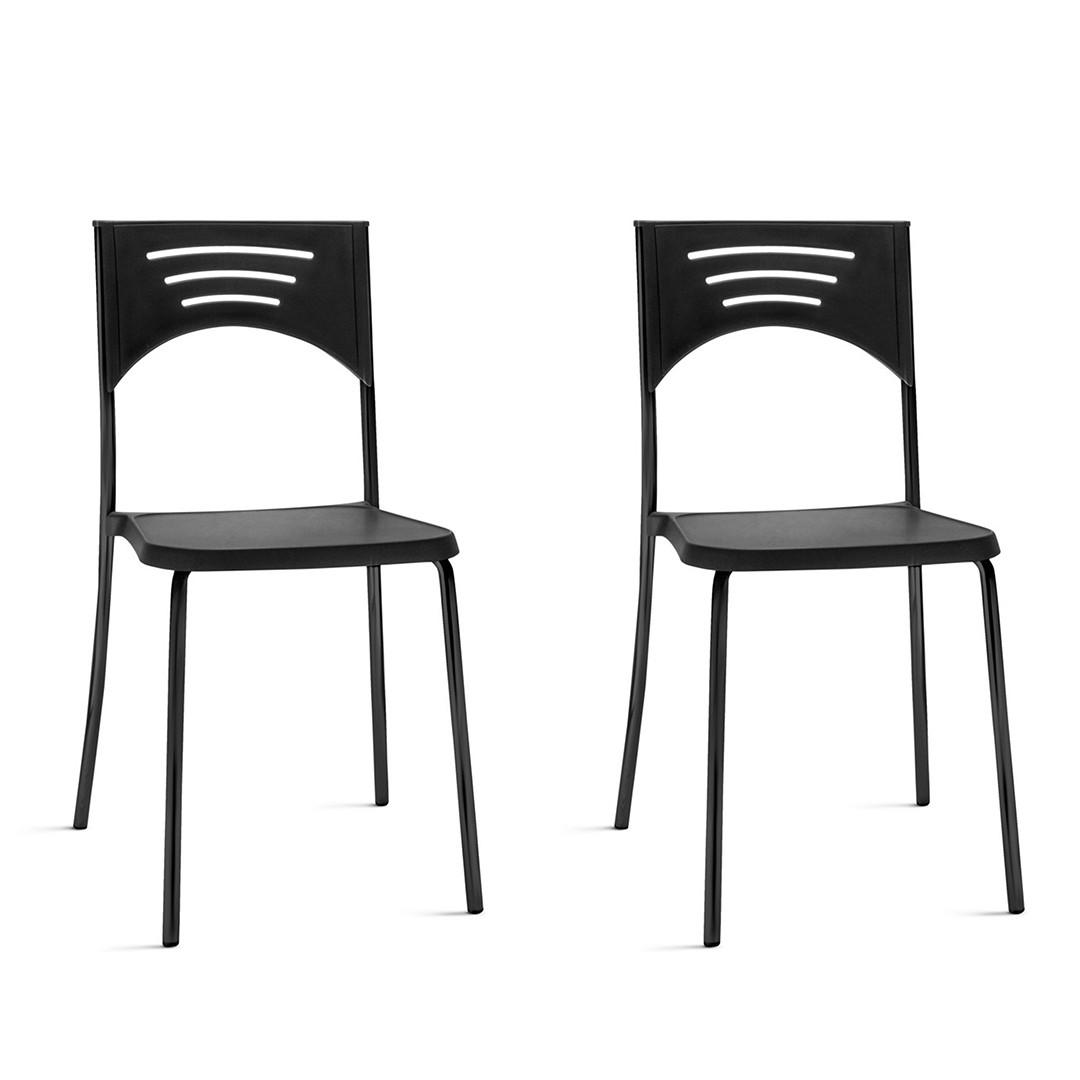 Conjunto 2 Cadeiras para Cozinha Frisokar Nápoles
