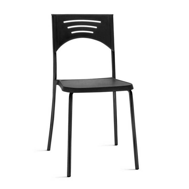 Conjunto com 2 Cadeiras Decorativas Nápoles