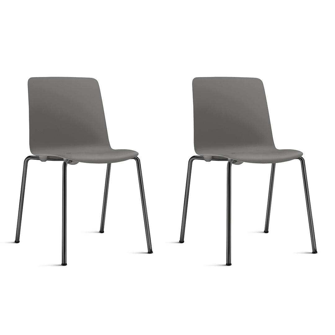 Conjunto 2 cadeiras Novara