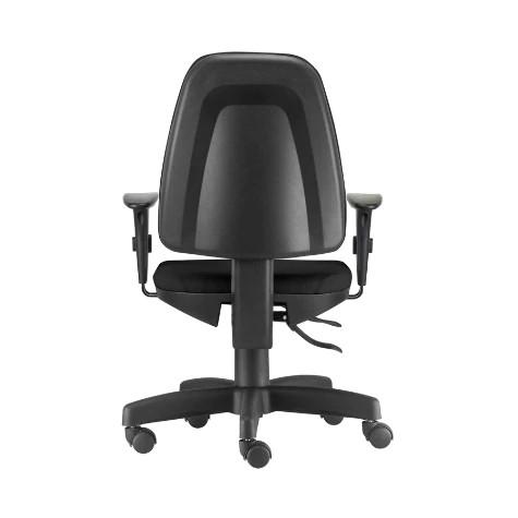 Cadeira de Escritório Presidente Giratória Salerno