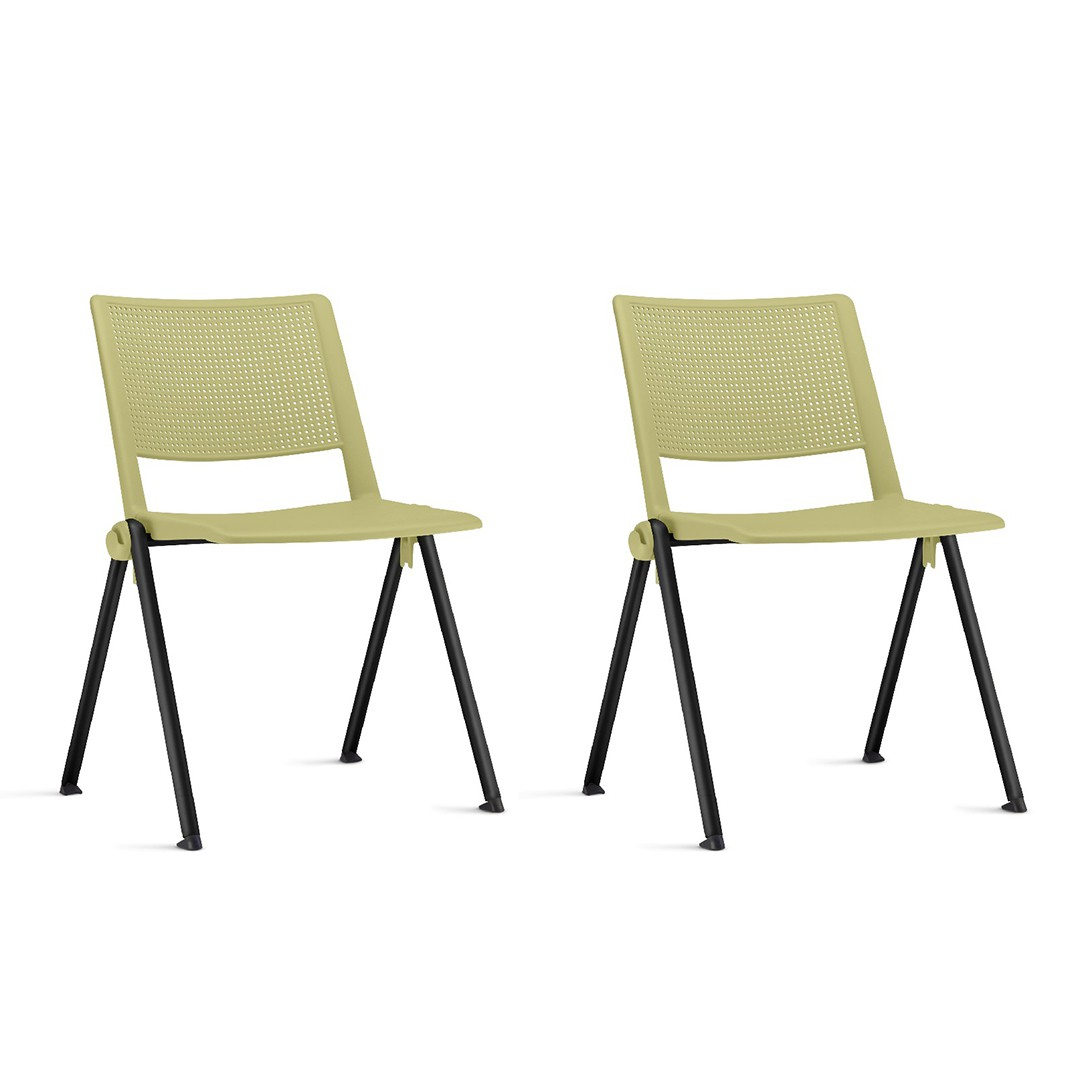 Conjunto com 2 Cadeiras para Cozinha Frisokar Udine