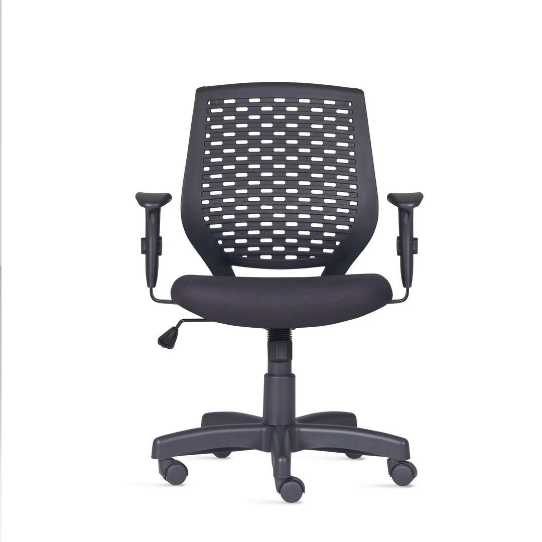 Cadeira de Escritório Giratória Venetto Preto