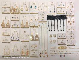 Kit Diamante 50 Acessórios SORTIDOS