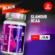 Glamour BCAA • 100 caps