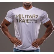 Camiseta Honor Your Trail - Military Trail