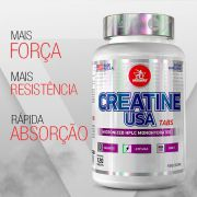 Creatine Usa - 120 Tabs