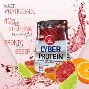 Cyber Protein USA - Display com 12 frascos de 60 mL