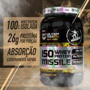 Iso Whey Protein Missile - 930 G