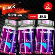 Kit 3 Fibercaps Way • 90 cápsulas • Black Friday