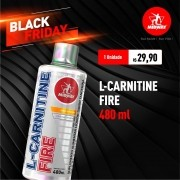 L-Carnitine Fire • 480 ml • Black Friday