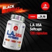 LA USA Softcaps • 120 Cápsulas • Black Friday