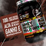 Whey Protein Military - 900 G