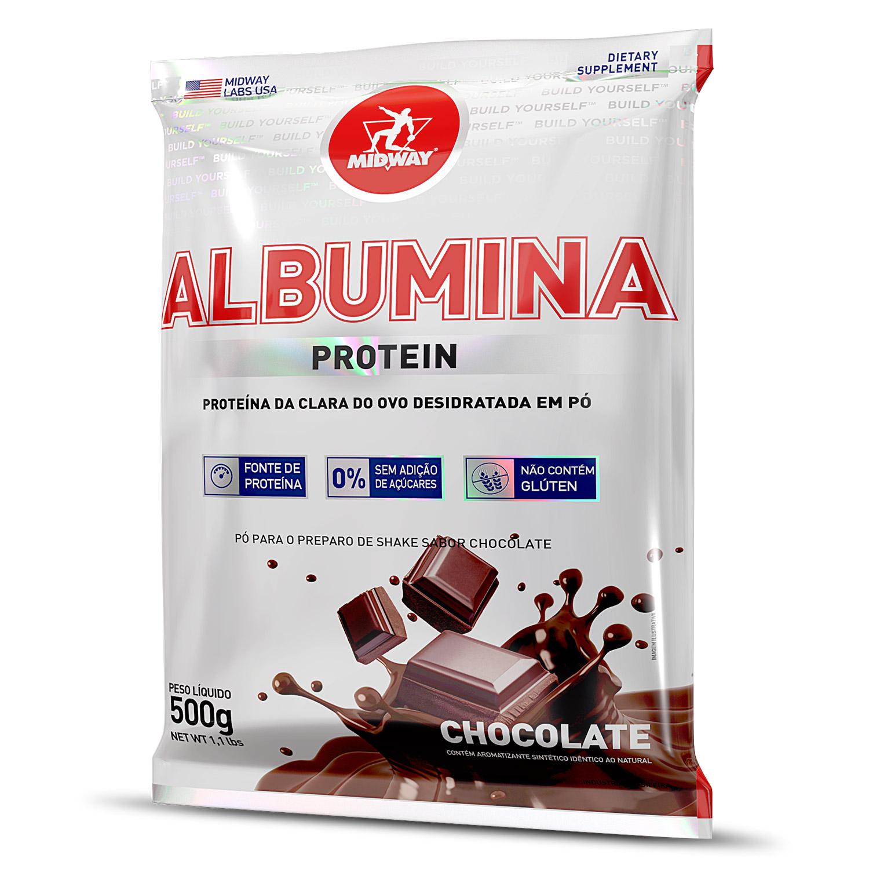 Albumina 500 G