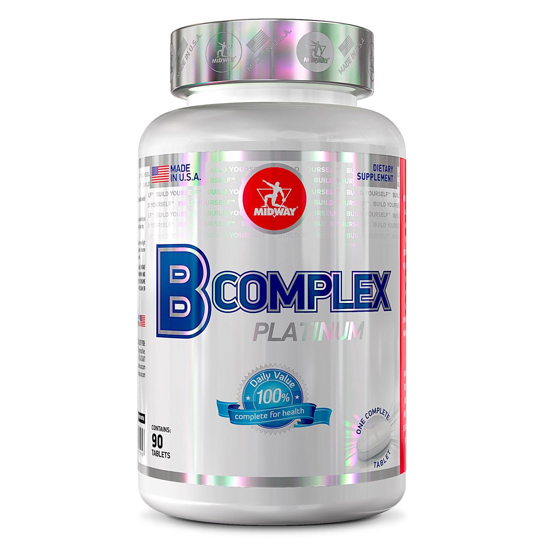 B Complex 90 Tabs - 90 Tabs