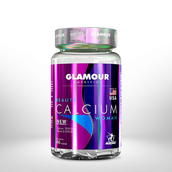 Beauty Calcium Woman - 90 Tabs