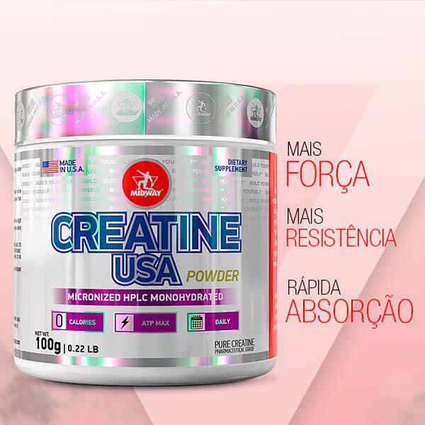 Creatine Usa - 100 G