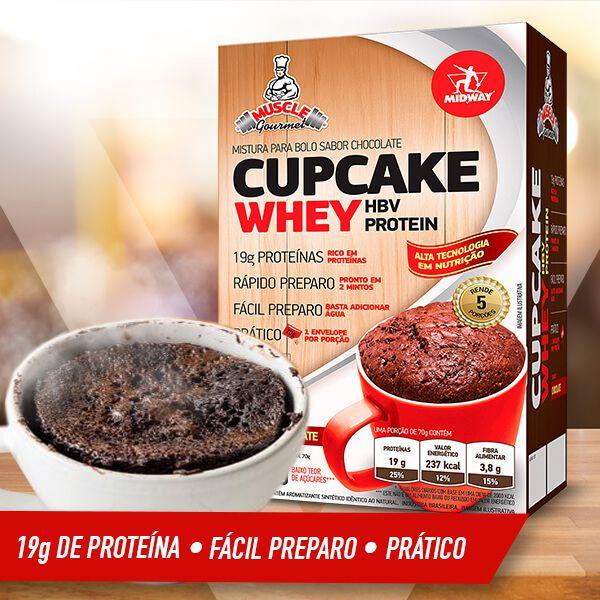 Cupcake Protein 350G
