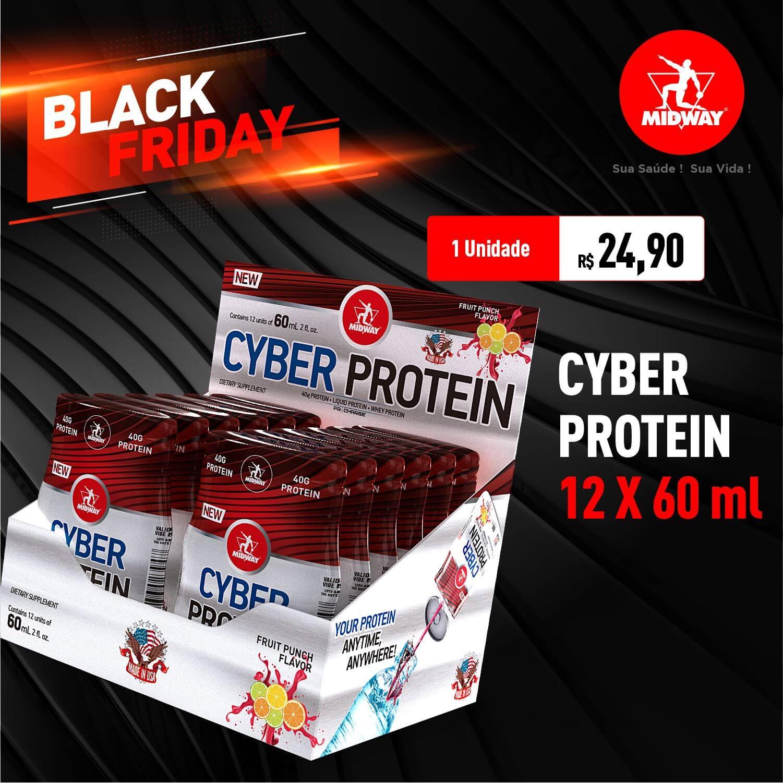 Cyber Protein Usa - 12 Btl