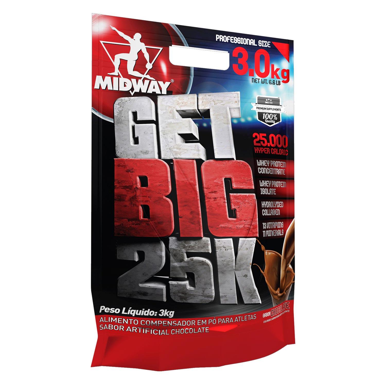 Get Big 25.000 3 Kg