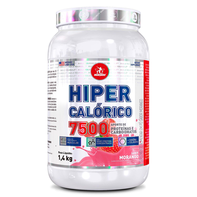 Hipercalórico 7.500 - 1.4 Kg