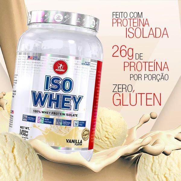 Iso Whey Usa - 930 G