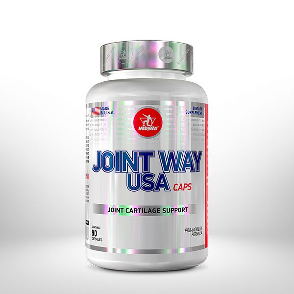 Joint Way - 90 Caps