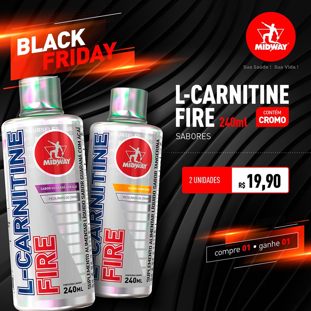 KIT • 2x L-CARNITINE FIRE