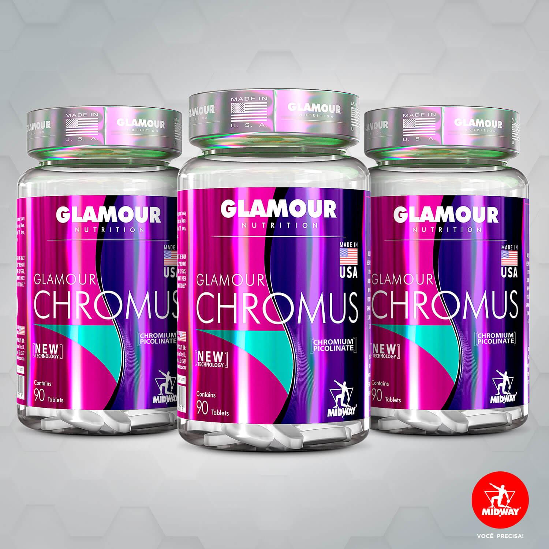Kit Glamour Chromus Leve 3 Pague 2