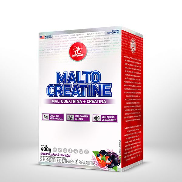 KIT RUN • MALTO CREATINE + MAX RANGE