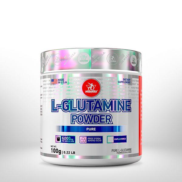 L-Glutamina Powder 100g
