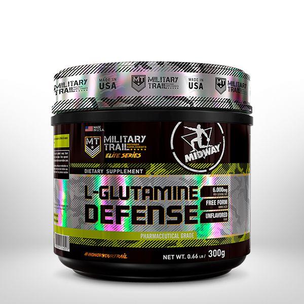 L-Glutamine Defense - 300 G