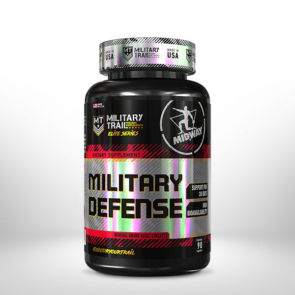 Military Defense  - 90 Caps