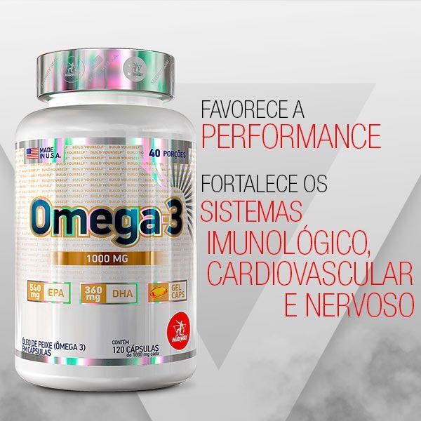 Omega 3 • 120 cápsulas