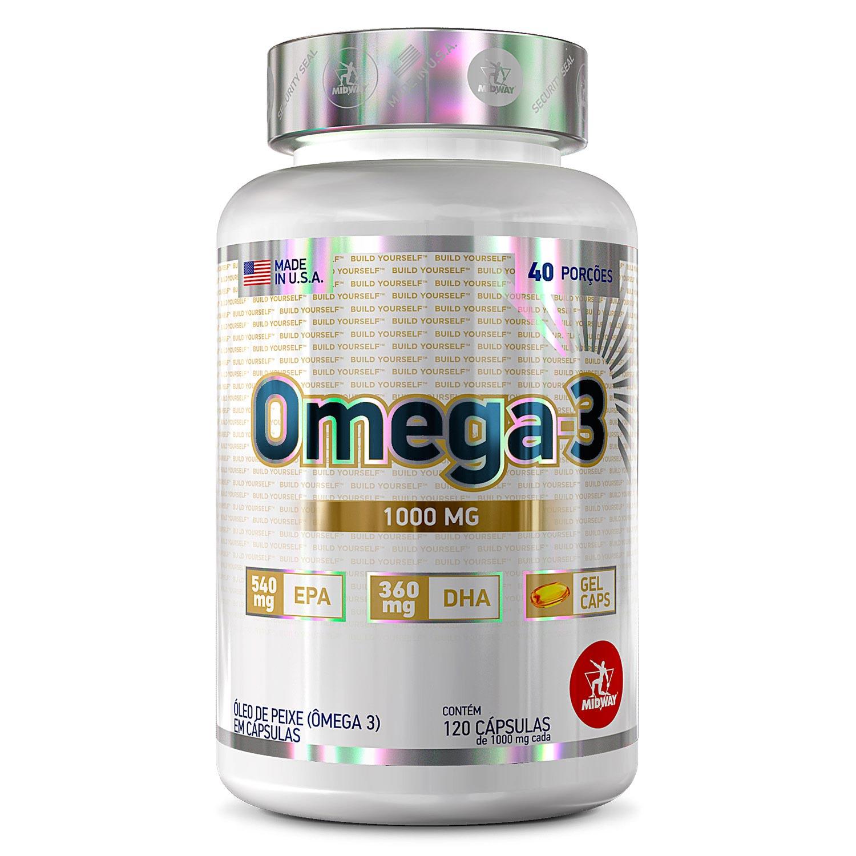 Omega 3  120 cápsulas