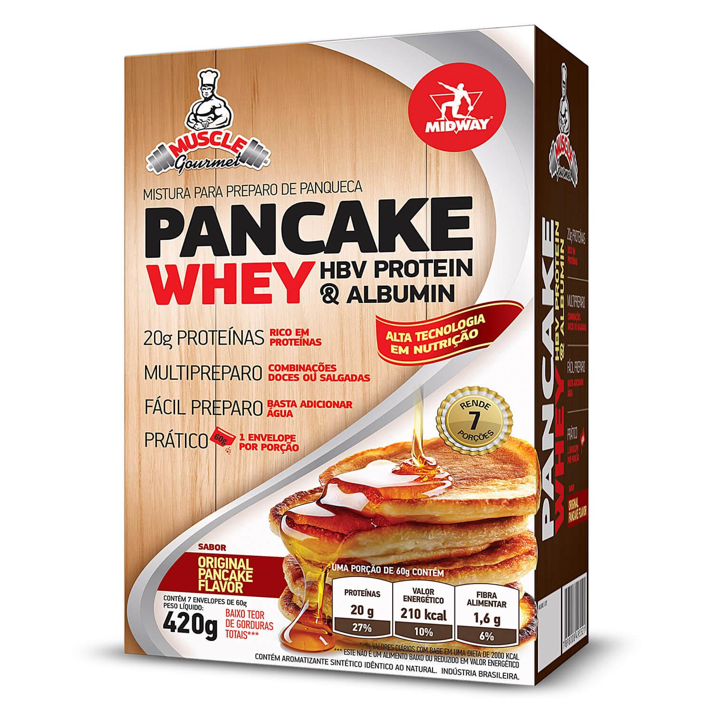 Pancake Whey Protein  420 g