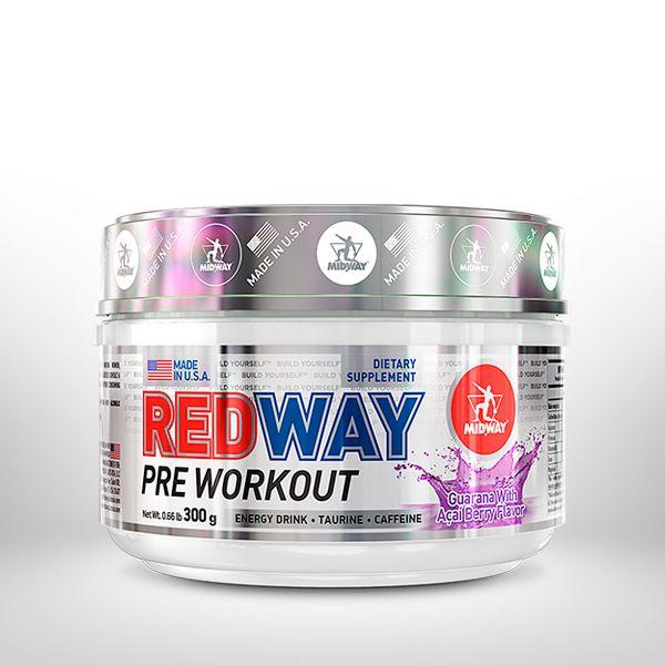 Redway Pre-Wourkout 300g