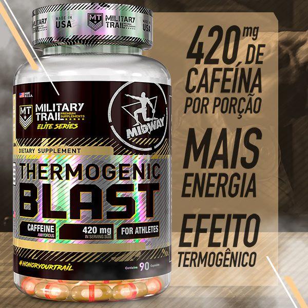Thermogenic Blast - 90 Caps